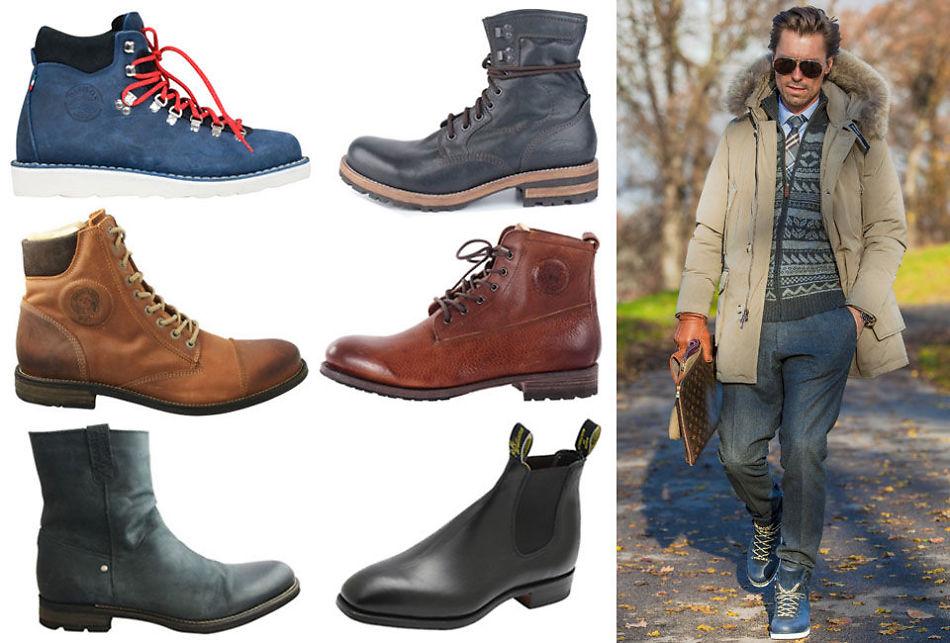15 til ditt MinMote boots herre tøffe no finn vinter favorittpar xWroBedC
