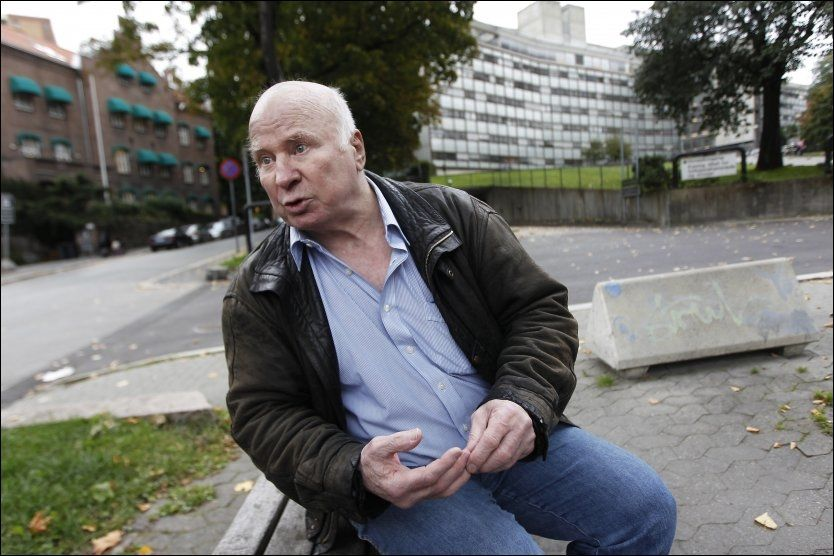 VIL HA NY BEHANDLING: Drapsdømte Fredrik Fasting Torgersen har hele tiden nektet seg skyldig i drapet. Foto: Roger Neumann