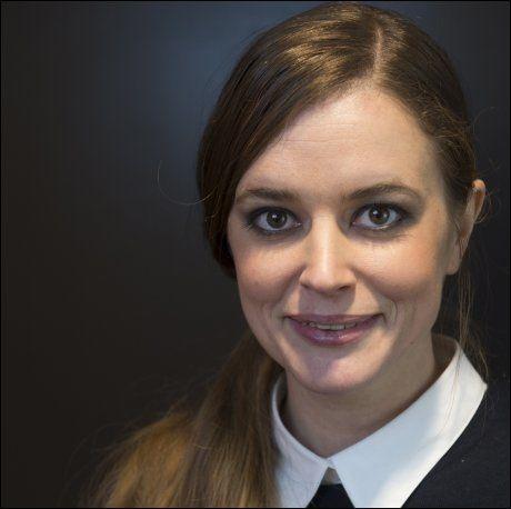 FRA KOMEDIE TIL ALVOR: «Side om side»-aktuelle Charlotte Frogner skal spille Gunvor Smikkstugun i «Trost i taklampa». Foto: ESPEN BRAATA