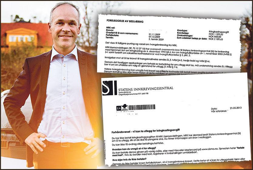 125 MILLIONER ENDRINGER: Kommunalminister Jan Tore Sanner har satt i gang et språk-prosjekt. Han har som mål å sette punktum for kronglete, tungt og tidvis ubegripelig språk i de 125 millioner brevene som skal sendes ut i 2014. Foto: Helge Mikalsen