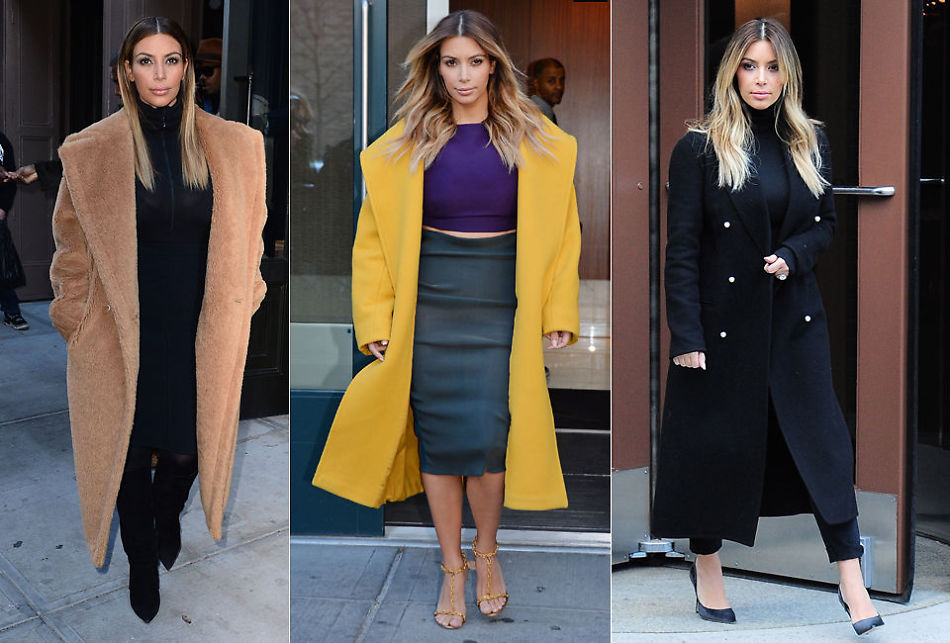 961e3dac Kim Kardashian har kåpedilla - hvilken kler hun best? - MinMote.no ...