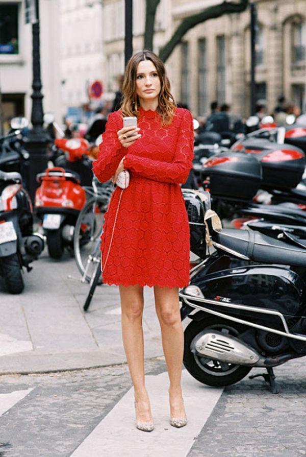 elsker rødt du MinMote bruker julefargen Moteeliten slik no y8n0wvNmOP
