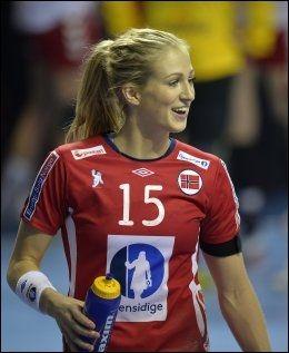 BUING ER BRA: Linn Jørum Sulland. Foto: Bjørn S. Delebekk