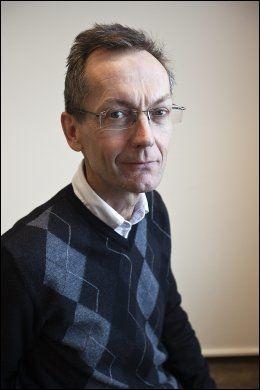 NOK ET GODT ARGUMENT: Professor og overlege Jøran Hjelmesæth mener konklusjonen i studien fra England høres fornuftig ut. FOTO: ALF ØYSTEIN STØTVIG