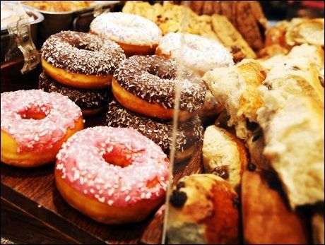 SØTMOMSER: Nordmenn fikk i seg 29 kilo sukker hver i 2012. Foto: Magnar Kirknes