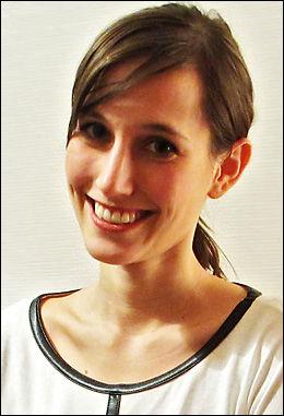 MASTEROPPGAVE: Sarah Müller.