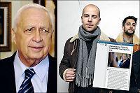 Karpe Diem-Magdi raser mot Erna Solberg for Sharon-hilsen