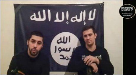 TAR ANSVARET: I en video publisert på nettet tar gruppen Vilayat Dagestan ansvaret for bombene i Volgograd i desember. Foto: Reuters