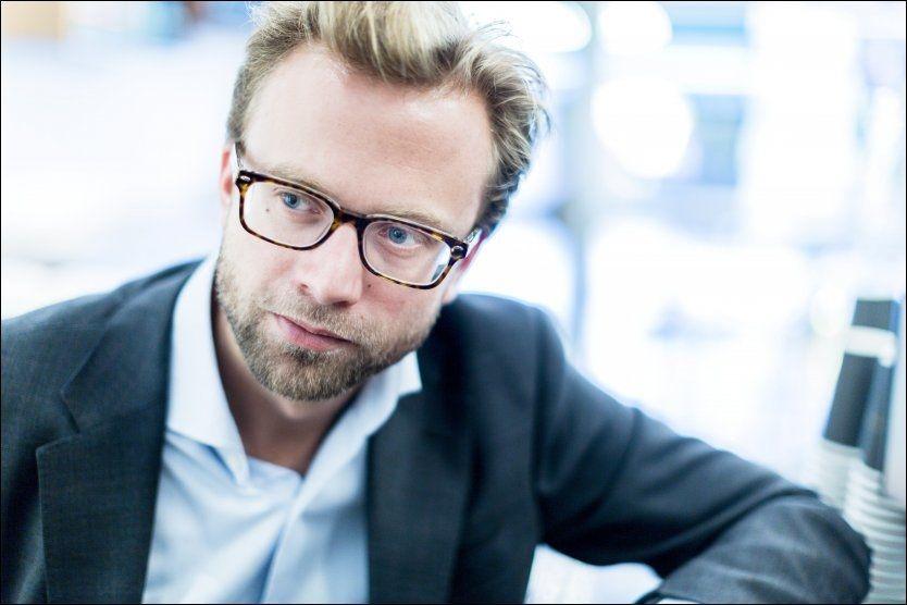 TIDLIG INNSATS: Oslo Høyres leder, Nikolai Astrup, mener forskningen viser at effekten av tidlig innsats er stor. Foto: Krister Sørbø