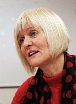 KRITISK: Leder i Utdanningsforbundet, Ragnhild Lied. Foto: NILS BJAALAND/VG