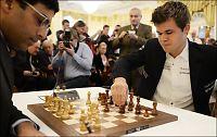 Magnus Carlsen: - Ble utspilt av Aronian og Caruana
