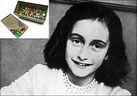 Anne Franks leker stilles ut