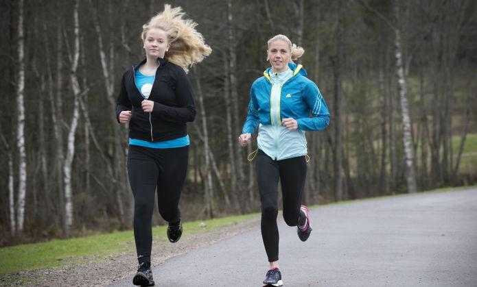 7a3d2201 Lær deg å like løping! - Vektklubb