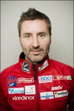 IRRITERT: Bernt Halvard Olderskog. Foto: Scanpix