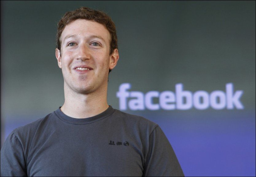 PUNGER UT: Facebook-gründer Mark Zuckerberg har gjort sin største investering ved kjøpet av WhatsApp. Foto: AP/Paul Sakuma