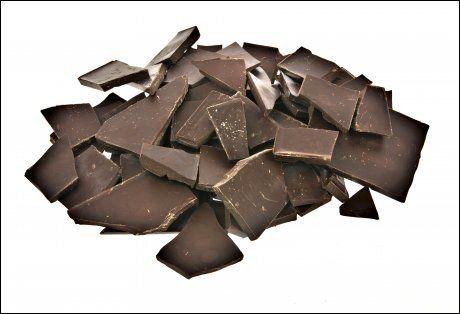 MYTE: Sjokolade er bare usunt. FOTO: Roger Neumann.