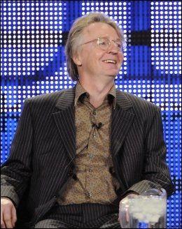 ROSER THORBJØRN: Den kjente manusforfatteren Michael Hirst sier til VG at han vil jobbe videre med Thorbjørn. Foto: REUTERS
