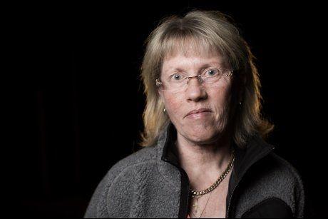 STÅR FREM: Cecilie Blegeberg forteller at hun ble introdusert for narkobaronen Gjermund Cappelen (47) på midten av 1990-tallet. Foto: KYRRE LIEN