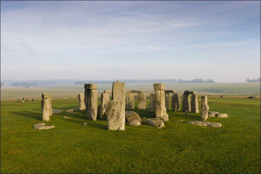 MYSTERIUM: Stonehenge-monumentet i England har frustrert og engasjert både forskere og arkeologer i årevis. Foto: Pa Photos