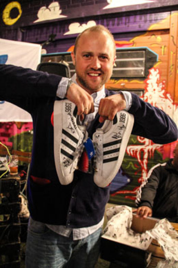 Sneaker entusiast om ny skotrend: Motefolk er flokkdyr