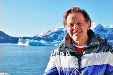 LANG ERFARING: Terje Erlid har tidligere vært lege på Grønland, der dette bildet er tatt. Foto: PRIVAT