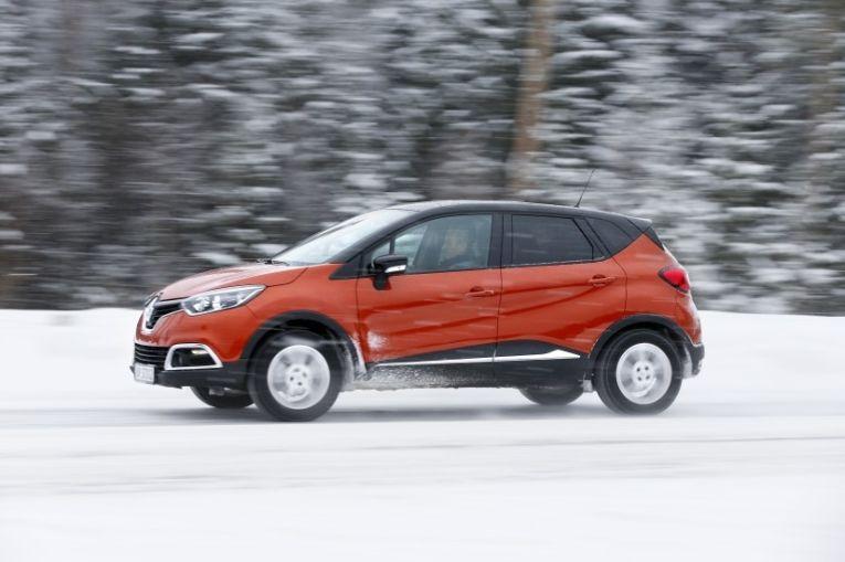 Renault Capture Test : test av renault captur vinnende vesen men litt kjedelig p veien biltest vg ~ New.letsfixerimages.club Revue des Voitures