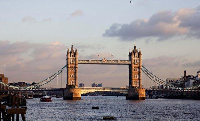 LONDON: Vi reiser på storbyferier, skiferier og badeferier. Alt i løpet av et år. Foto: FREDRIK SOLSTAD