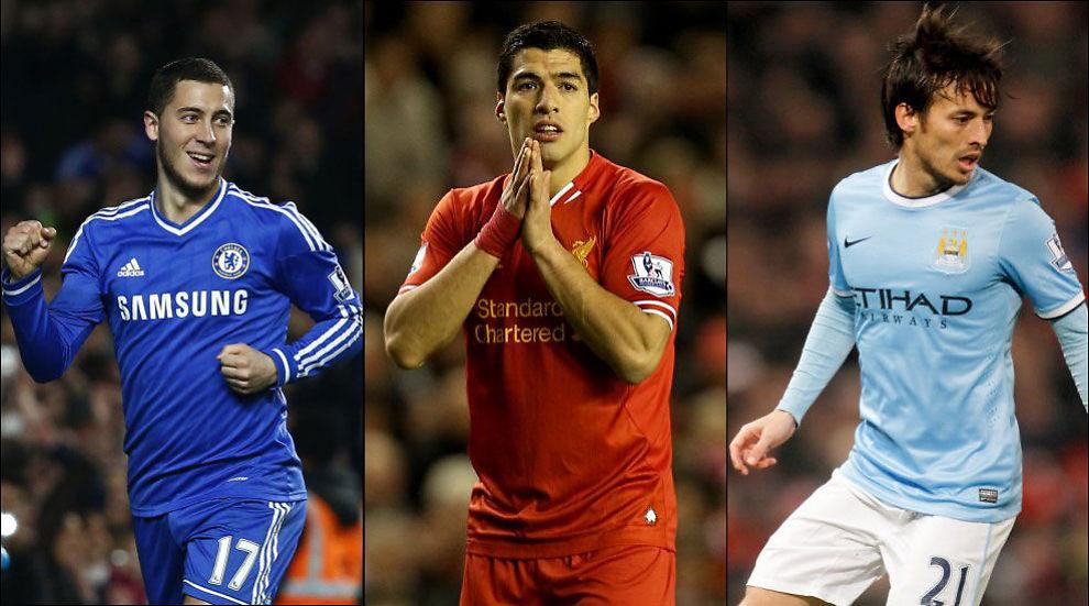 Man City Mot Chelsea: Fint Hvis Liverpool Kunne Klare Det Mot Disse