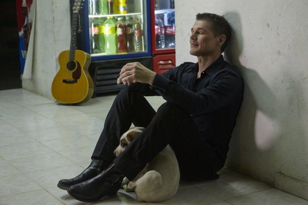 SØVNDYSSENDE: Det går trått for seg på Morten Harkets fjerde engelskspråklige soloalbum. Foto: UNIVERSAL