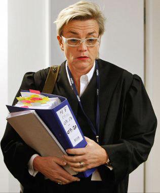 FORSVARER: Advokat Gunhild Lærum bistår Erik Andersen. Foto: MATTIS SANDBLAD