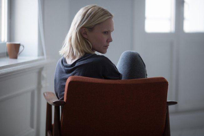 SPILLER BLIND: Ellen Dorrit Petersen i den norske filmen «Blind». Foto: Kimm Saatvedt/Motlys