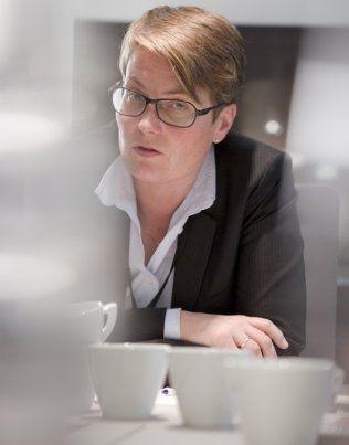 KLIMA- OG MILJØMINISTER: Tine Sundtoft (H). Foto: JAVAD M. PARSA