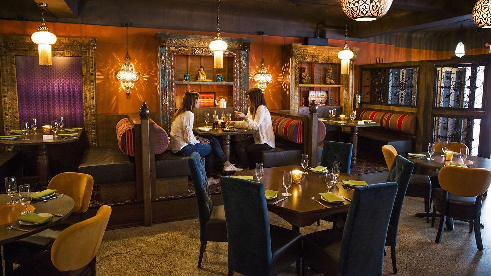 ny indisk restaurant oslo
