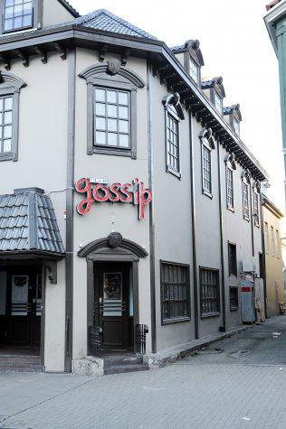 UTESTED: Club Gossip i Trondheim. Foto: Geir Otto Johansen