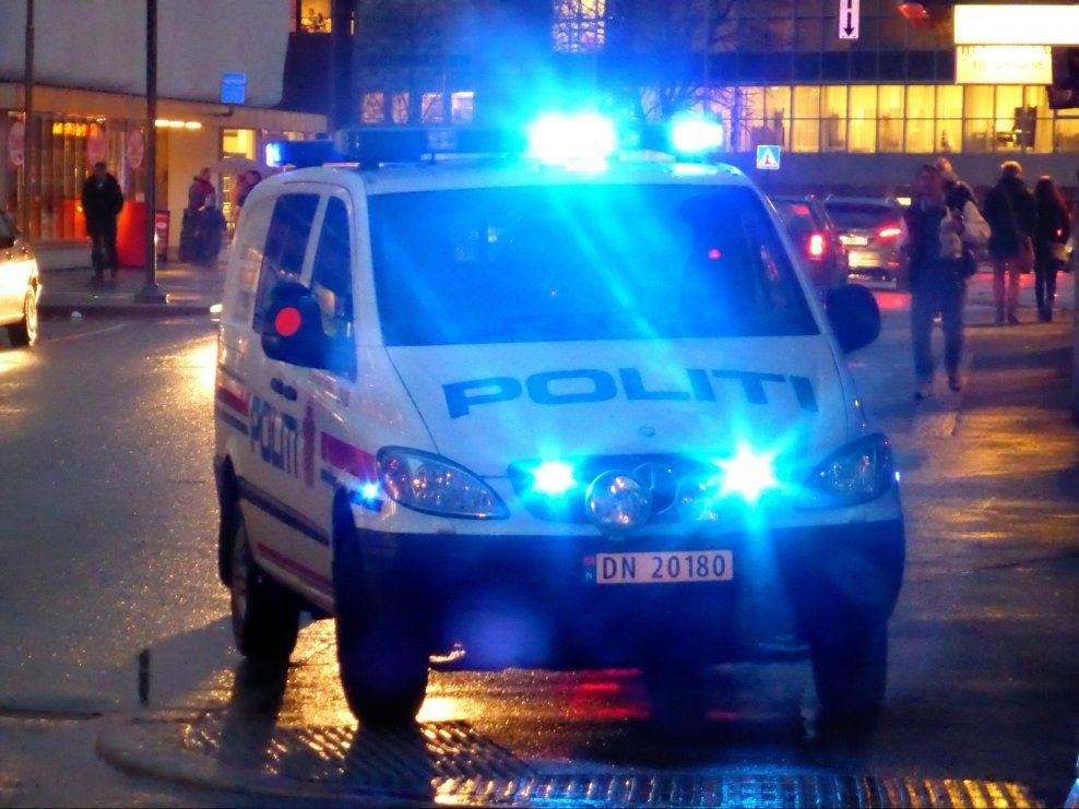 Bilderesultat for politi blålys