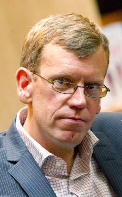 REPUBLIKANER: Journalist og forfatter Kjetil B. Alstadheim. Foto: NTB SCANPIX