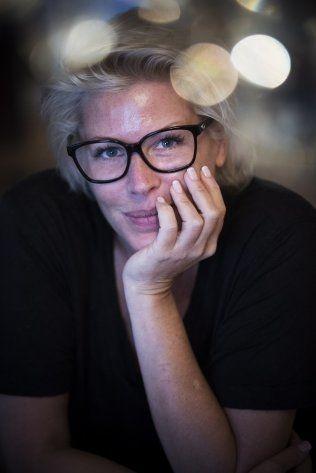NY VG HELG-SPALTIST: Anne Kath Hærland går til angrep på «supercoach» Gry Sinding i sin nye spalte i VG Helg. Foto: Terje Bringedal, VG