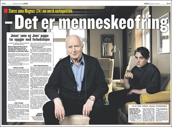 FAKSIMILE: VG 24. mai 2014