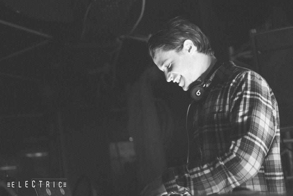 NUMMER EN: Kyrre Gørvell-Dahll gjør det bra i musikkverdenen med festivalopptreden i Belgia, turné i USA og nå troner han VG-lista. Foto: KIERANDURCAN.COM