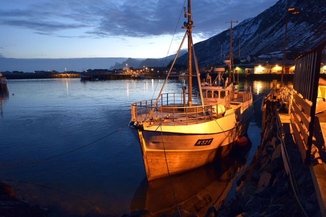 <p>LOFOTEN: NHO Reiseliv-direktør Kristin Krohn Devold synes at flere nordmenn bør oppleve Nord-Norge.</p><p><br/></p>