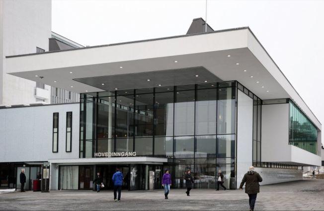 <p>KRITISERES: Akershus Universitetssykehus (Ahus) på Lørenskog.<br/></p>