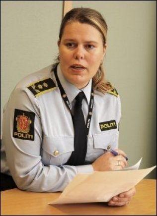 <p>ETTERFORSKER: Politiadvokat Lise Dalhaug i Vestfold politidistrikt.<br/></p>