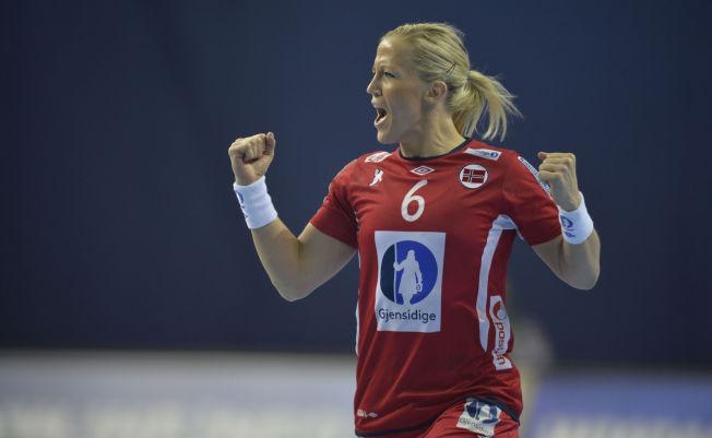 <p>SENTRAL: Heidi Løke har siden debuten i 2006 var en svæt sentral spiller for det norske landslaget.<br/></p>
