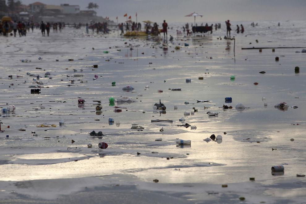 Forurensing i havet