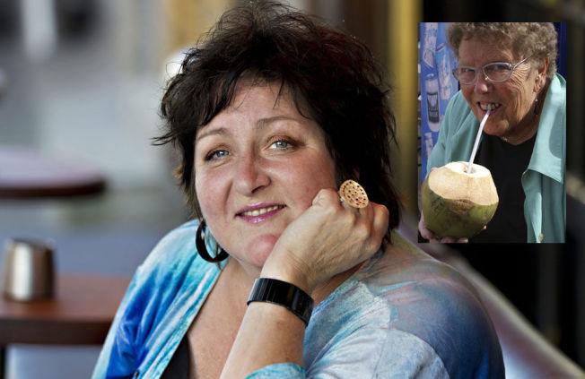 <p>UTE MED NY BOK: Forfatter Anne B. Ragde (56) kommer i dag med den nærmest selvbiografiske romanen «Jeg har et teppe i tusen farger» - der hun skriver om moren Birte.</p>
