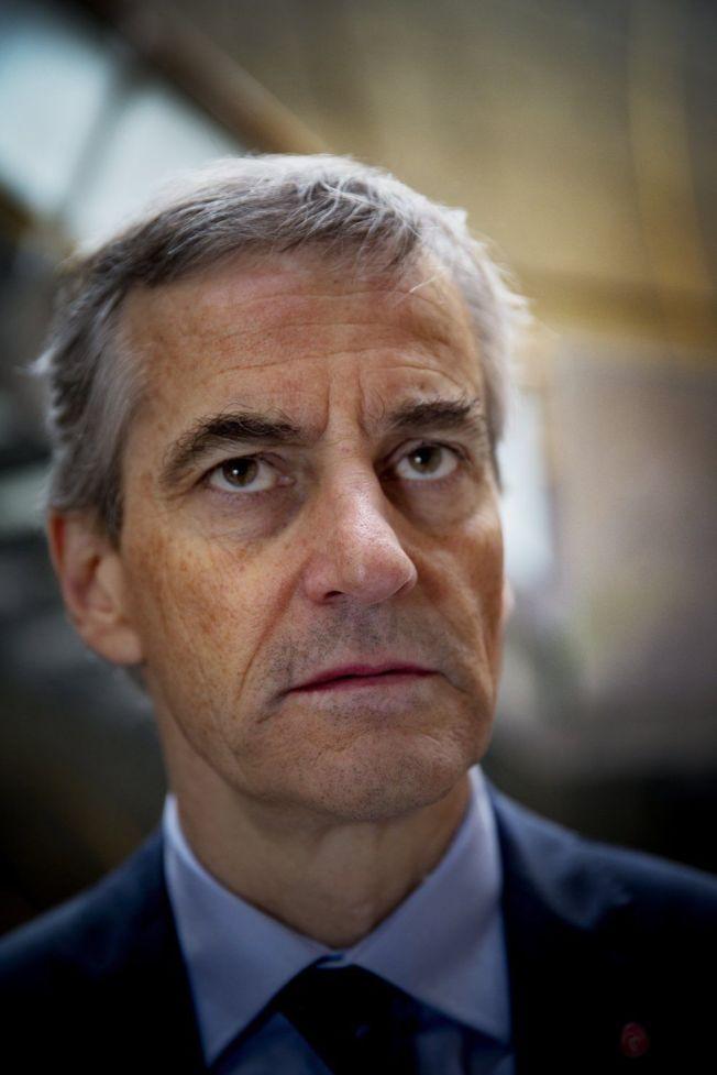 <p>Hva mener han egentlig? Ap-leder Jonas Gahr Støre er uklar om norsk oljepolitikk.<br/></p>