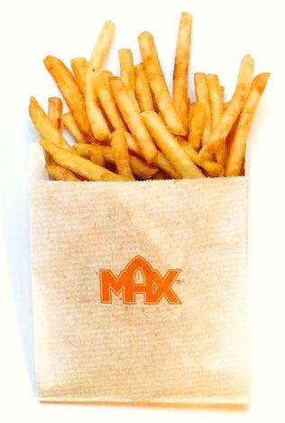 <p><b>Pommes Frites (MAX)</b></p><p><b>Akrylamid: 296 mikrogram /kg</b></p>