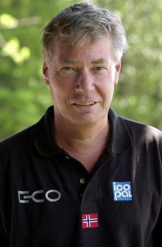 <p>KRITISK: Skøytepresident Rune Gerhardsen.<br/></p>