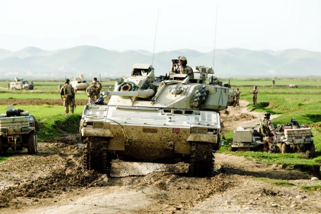 <p>FRA AFGHANISTAN TIL LATVIA: Gjennom flere år har Telemark bataljon brukt CV-90 stormpanservogner på tøffe oppdrag i Afghanistan. Nå skal avdelingen - og panservognene - til Latvia.<br/></p>