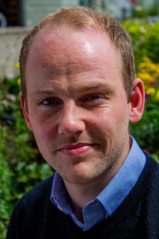 <p>STUDENT: - Dagens unge er veldig stresset, sier Anders Kvernmo Langset (27), leder i Norsk studentorganisasjon.<br/></p>